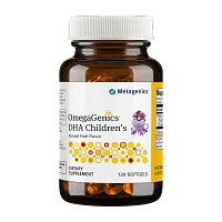 OmegaGenics ® DHA Children's by Metagenics 120 Softgels
