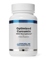 Optimized Curcumin With Neurophenol by Douglas Labs 60 Capsules