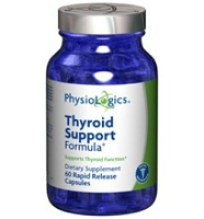 PhysioLogics Thyroid Support Formula - Click for Replacement Product