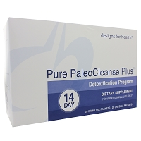 Pure PaleoCleanse Plus Detox Program 14 Day by Designs for Health
