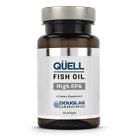Quell Fish Oil Ultra EPA by Douglas Labs - 60 Soft Gels
