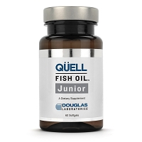 Quell Fish Oil Junior by Douglas Labs - 60 Soft Gels
