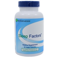 Sleep Factors by BioGenesis 60 capsules