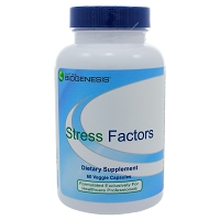 Stress Factors by Nutra BioGenesis 60 Capsules
