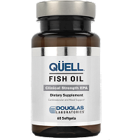 QUELL Fish Oil Clinical Strength EPA by Douglas Labs - 60 Softgels