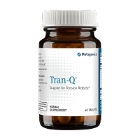 Tran-Q  by Metagenics 60 or 180 Tablets