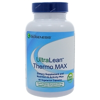 UltraLean Thermo Max by BioGenesis 60 Capsules