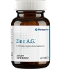 Zinc A.G. by Metagenics 60 or 180 Tablets