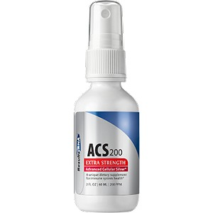 ACS 200 Silver Extra Strength by Results RNA - 2 or 4oz