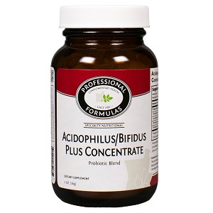 Acidophilus / Bifidus Plus Concentrate 22.5 billion CFU by Professional Formulas