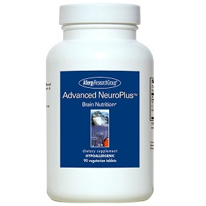 Advanced NeuroPlus by Allergy Research Group - 90 Tablets