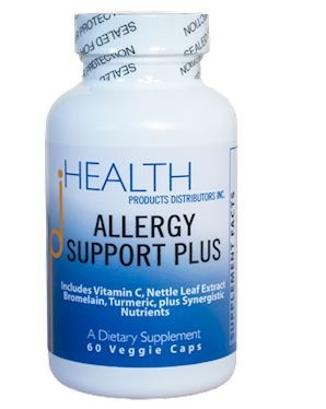 Allergy Support Plus by Health Product Distributors - 60 Capsules