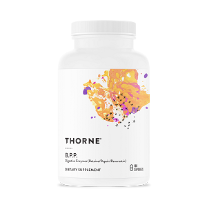 Thorne Research B.P.P. [Betaine/Pepsin/Pancreatin] 180 Capsules