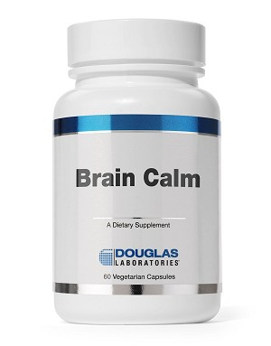 Brain Calm by Douglas Labs - 60 Capsules