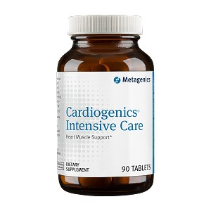 Cardiogenics ® Intensive Care by Metagenics 90 Tablets