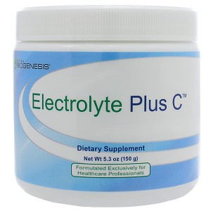 Electrolyte Plus C by BioGenesis 210g (6 oz.)