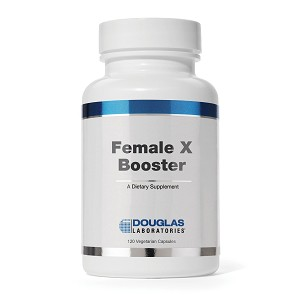 Female X Booster by Douglas Labs 120 Capsules