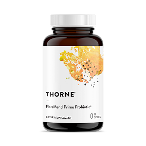 FloraMend Prime Probiotic Thorne Research 30 Capsules