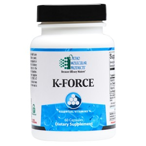K-FORCE by Ortho Molecular Products 60 Capsules