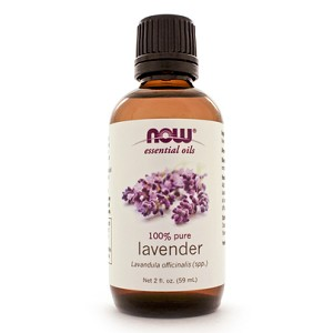 Lavender Oil 100% Pure - Now Essential Oils
