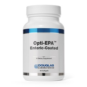 Opti-EPA/Enteric Coated by Douglas Labs - 60 soft gels