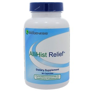AlliHist Relief 90 capsules by BioGenesis