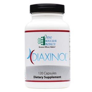 Diaxinol by Ortho Molecular Products 60 or 120
