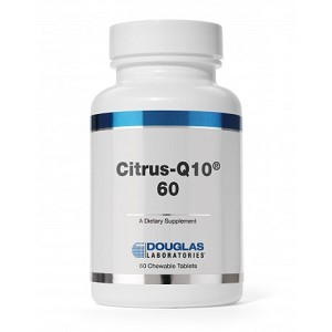 Citrus-Q10 60 (60mg) by Douglas Labs - 60 Tablets