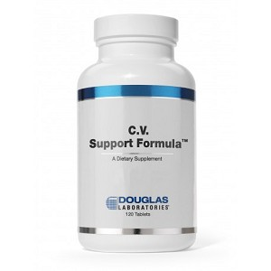 C.V. Support Formula by Douglas Labs - 120 Tablets