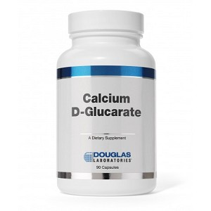 Calcium D-Glucarate 500 mg by Douglas Labs - 90 Capsules