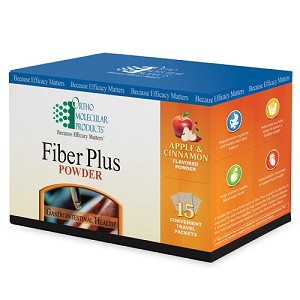 Fiber Plus Sachets 15 CT by Ortho Molecular Products