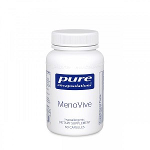 MenoViVe by Pure Encapsulations 60 Capsules