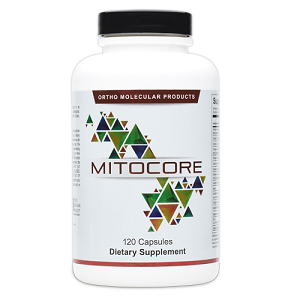Mitocore by Ortho Molecular Products 60 or 120 Capsules
