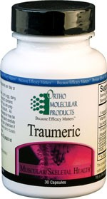 Traumeric by Ortho Molecular Products 30 CT