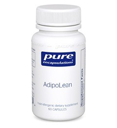 AdipoLean by Pure Encapsulations 60 Capsules