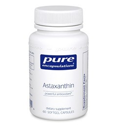 Astaxanthin by Pure Encapsulations 120 Soft Gels