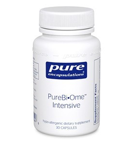 PureBi-Ome Intensive by Pure Encapsulations 30 Capsules (F)