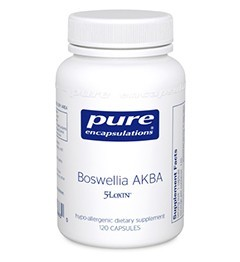 Boswellia AKBA by Pure Encapsulations 120 Capsules