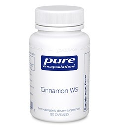Cinnamon WS by Pure Encapsulations 120 Capsules