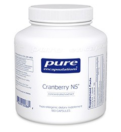 Cranberry NS (concentrated extract) by Pure Encapsulations 180 Capsules