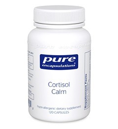 Cortisol Calm by Pure Encapsulations 120 Capsules