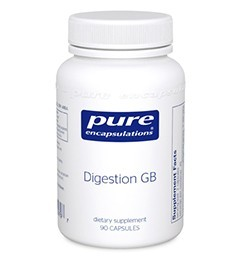 Digestion GB by Pure Encapsulations 90 Capsules