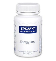 Energy Xtra by Pure Encapsulations 60 Capsules