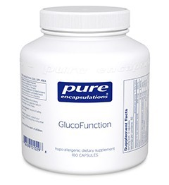 GlucoFunction by Pure Encapsulations 90 Capsules