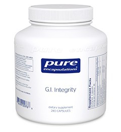 G.I. Integrity by Pure Encapsulations 240 Capsules