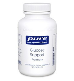 Glucose Support Formula by Pure Encapsulations 60 Capsules