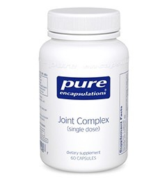 Joint Complex by Pure Encapsulations 60 Capsules (single dose)