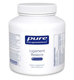 Ligament Restore by Pure Encapsulations 120 Capsules