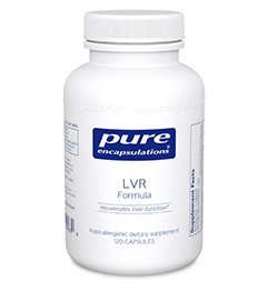 LVR Formula by Pure Encapsulations 60 Capsules