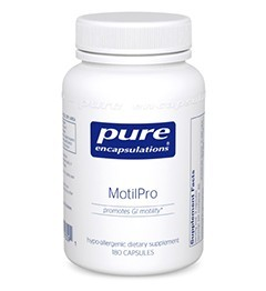 MotilPro by Pure Encapsulations 180 Capsules